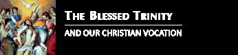 The Blessed Trinity | TM
